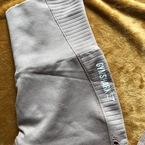 Gymshark Taupe energy seamless small
